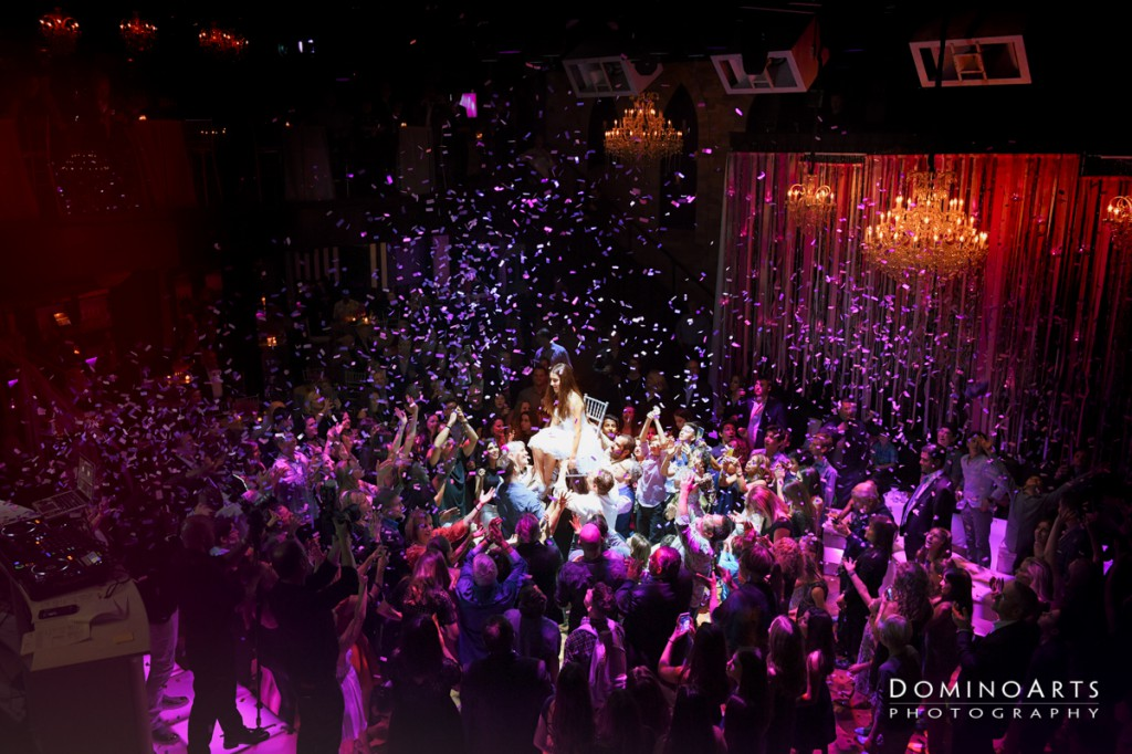 Fun hora and party pictures at the Venue Mitzvah
