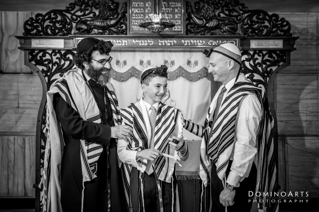 Traditional Bar Mitzvah Ceremony Miami Beach