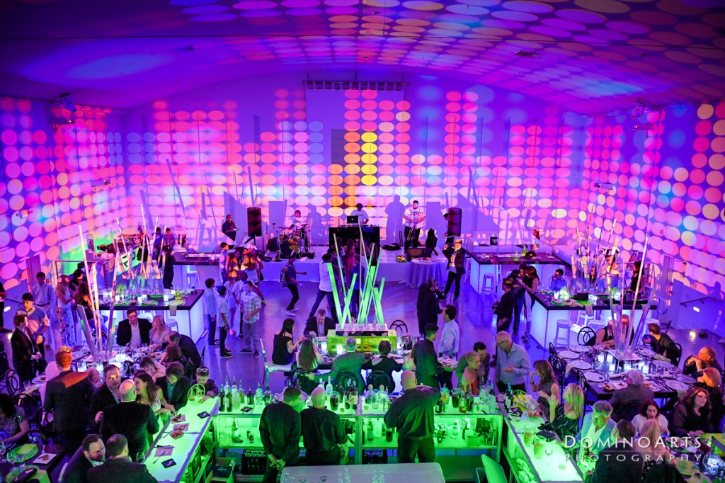 VIDEO PROJECTION MAPPING at The Temple House Miami Mitzvah