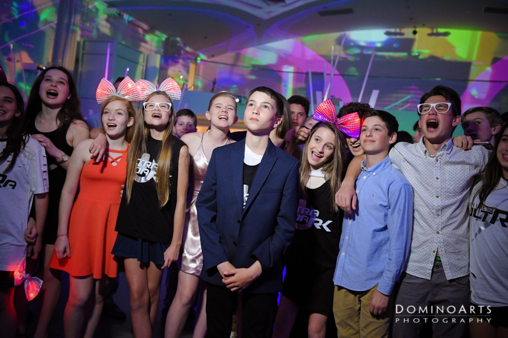Fun party pictures at The Temple House Miami Mitzvah
