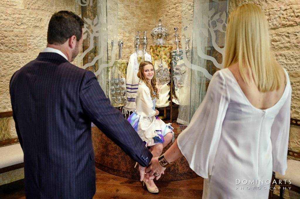 Classic Mitzvah Ceremony Photography Fort Lauderdale