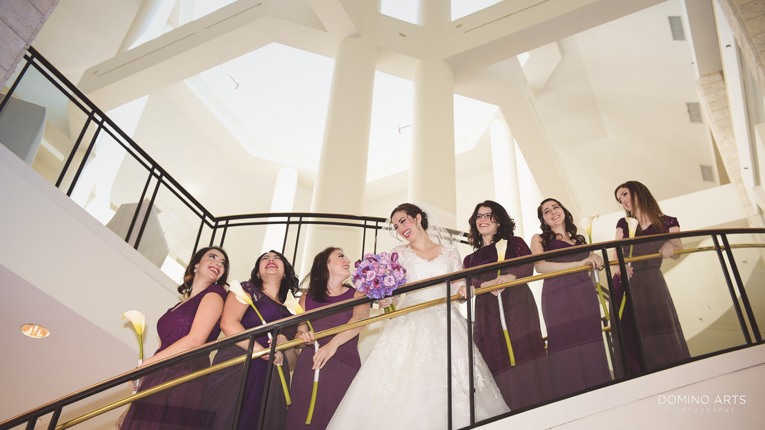 Fun bridesmaids pictures at Trump national Doral in South Florida