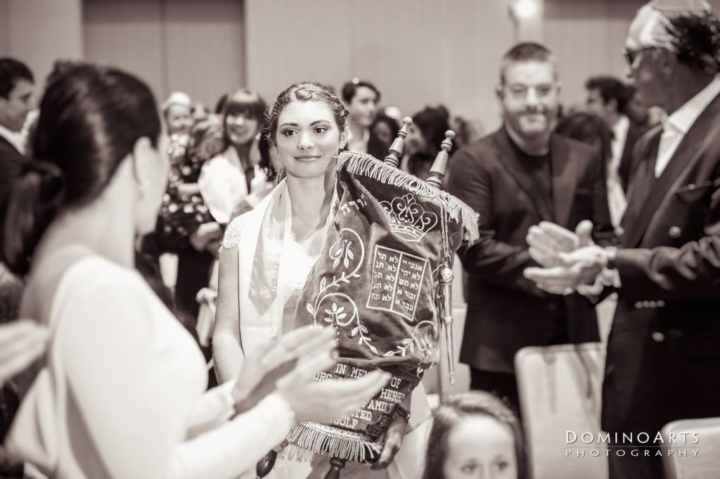 Natural Mitzvah ceremony photos