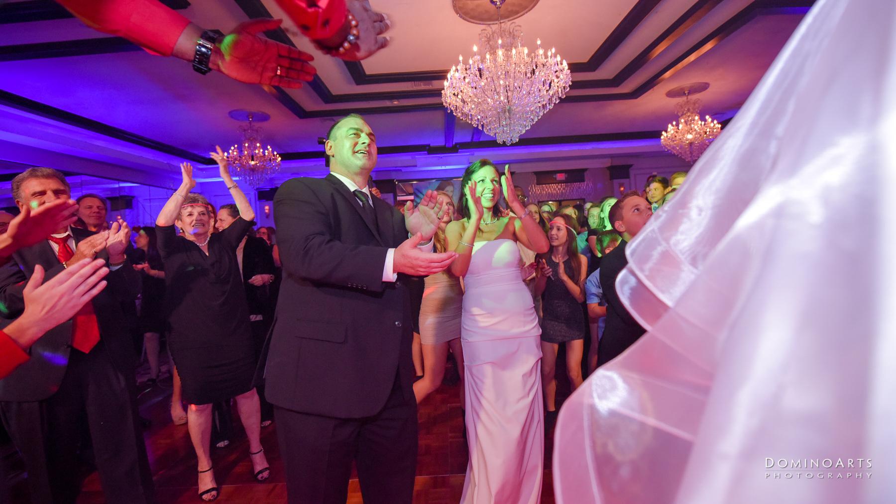 Fun dancing party pictures at Temple Beth El Mitzvah, Boca Raton Mitzvah
