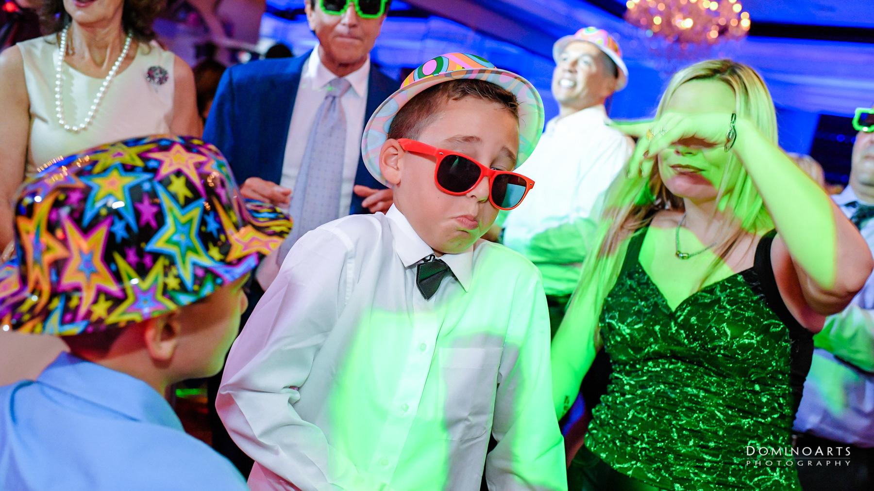 Fun party pictures at Temple Beth El Mitzvah, Boca Raton Mitzvah