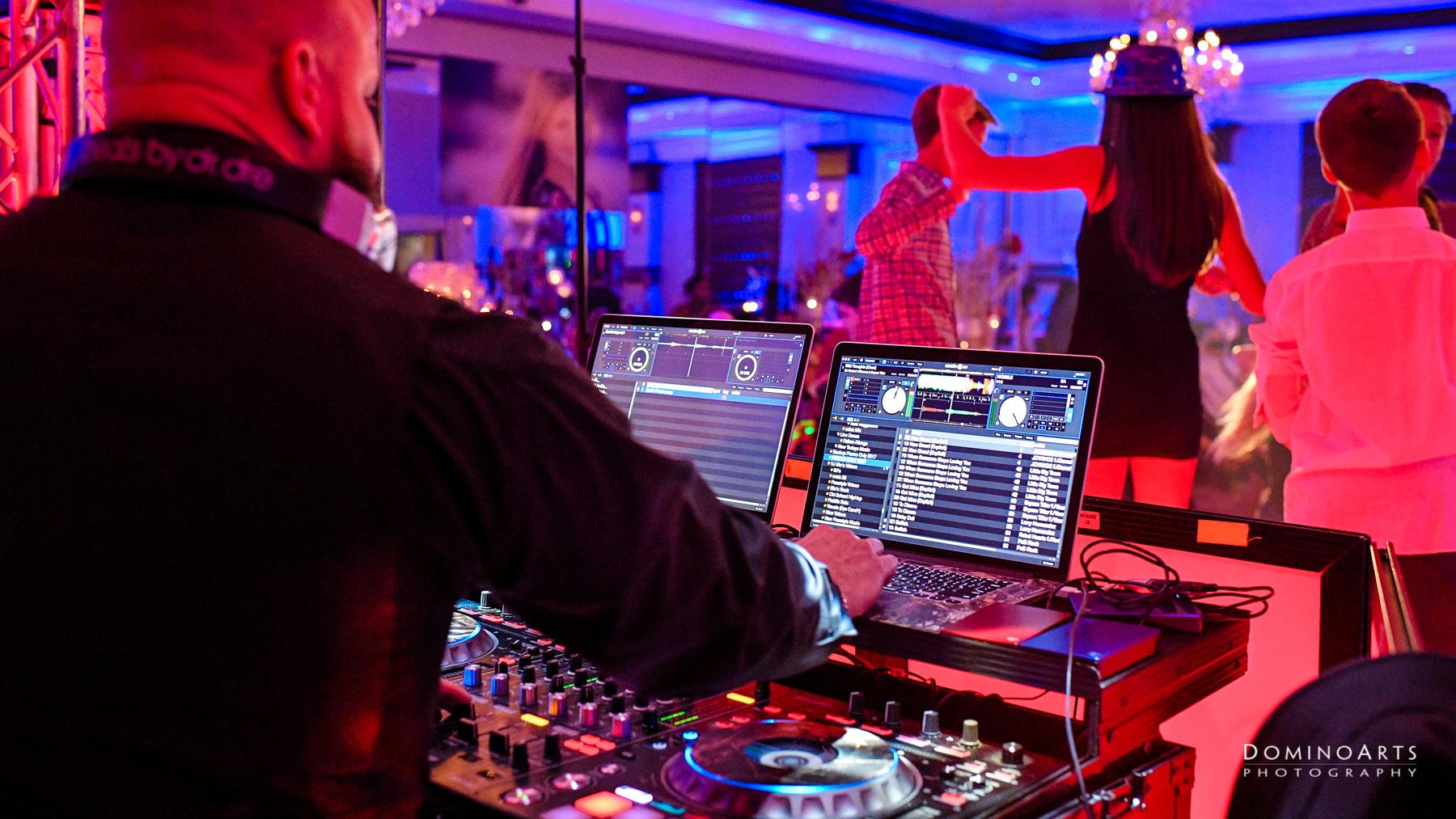 Fun DJ pictures at Temple Beth El Mitzvah, Boca Raton Mitzvah