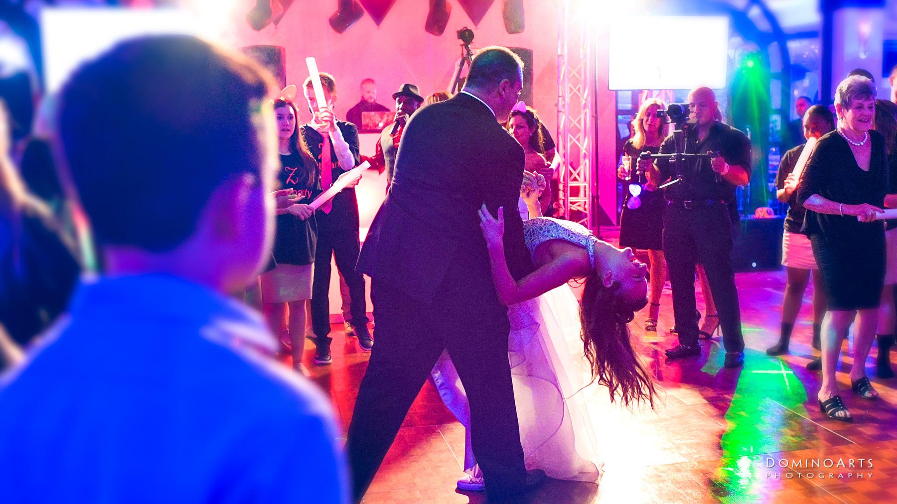 Coolest parent dance pictures at Temple Beth El Mitzvah, Boca Raton Mitzvah