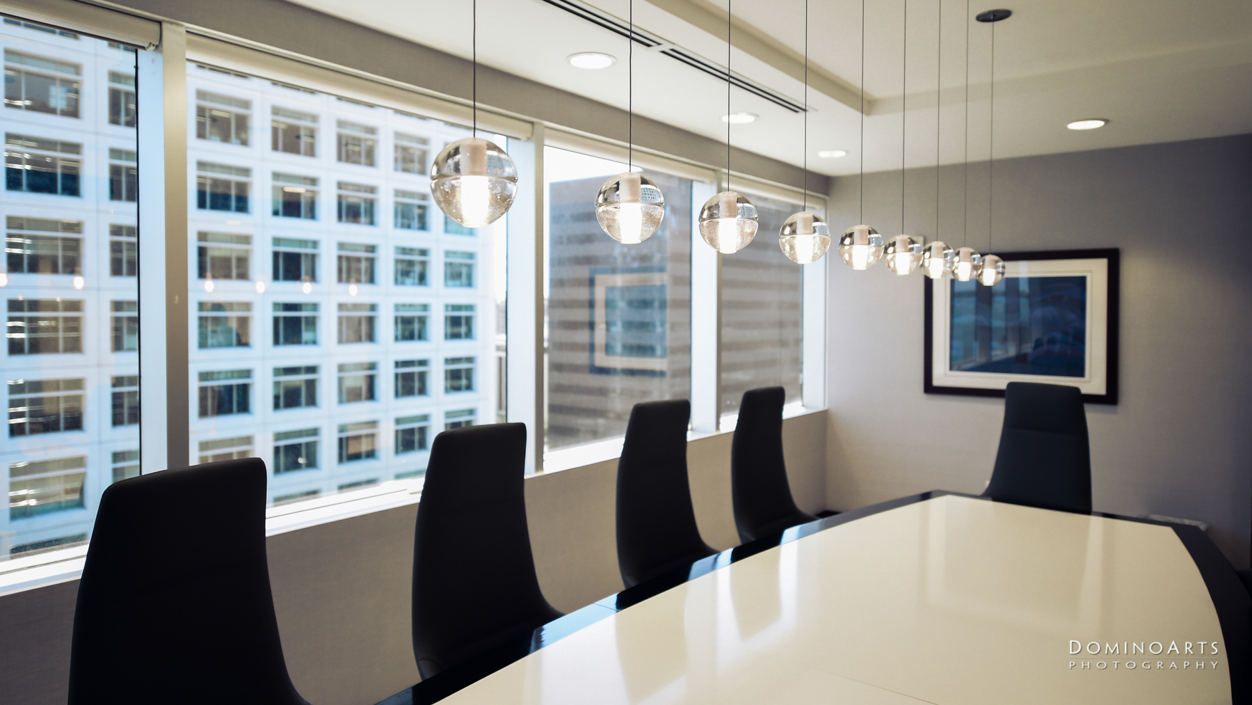 Professional Interior Office Photography Miami by Domino Arts