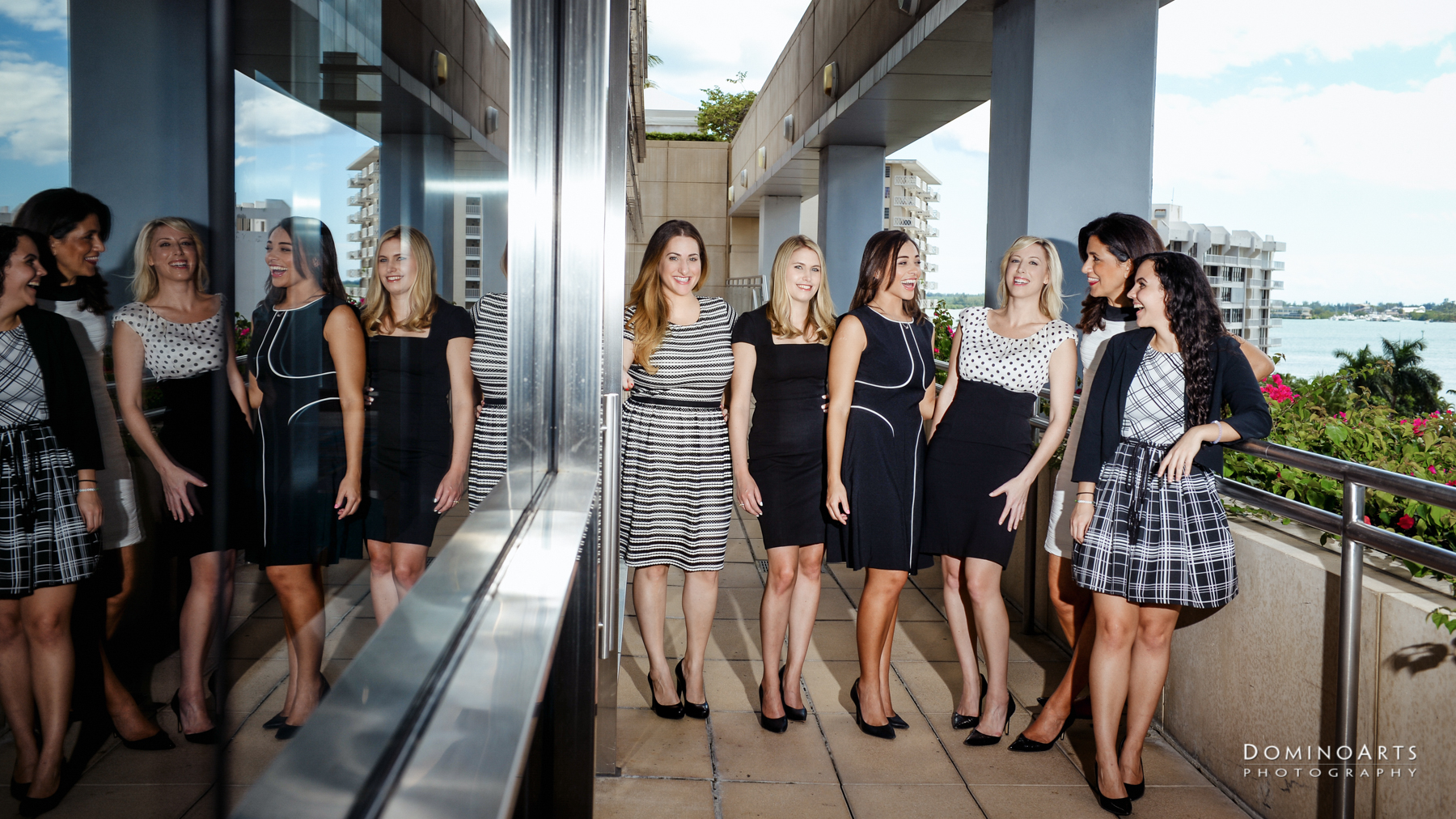 Corporate Team Photography / Four Seasons Hotel Miami