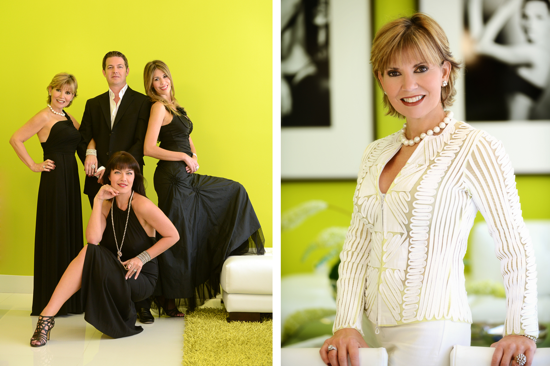 Professional PR and headshots Photography South Florida by Domino Arts Photography