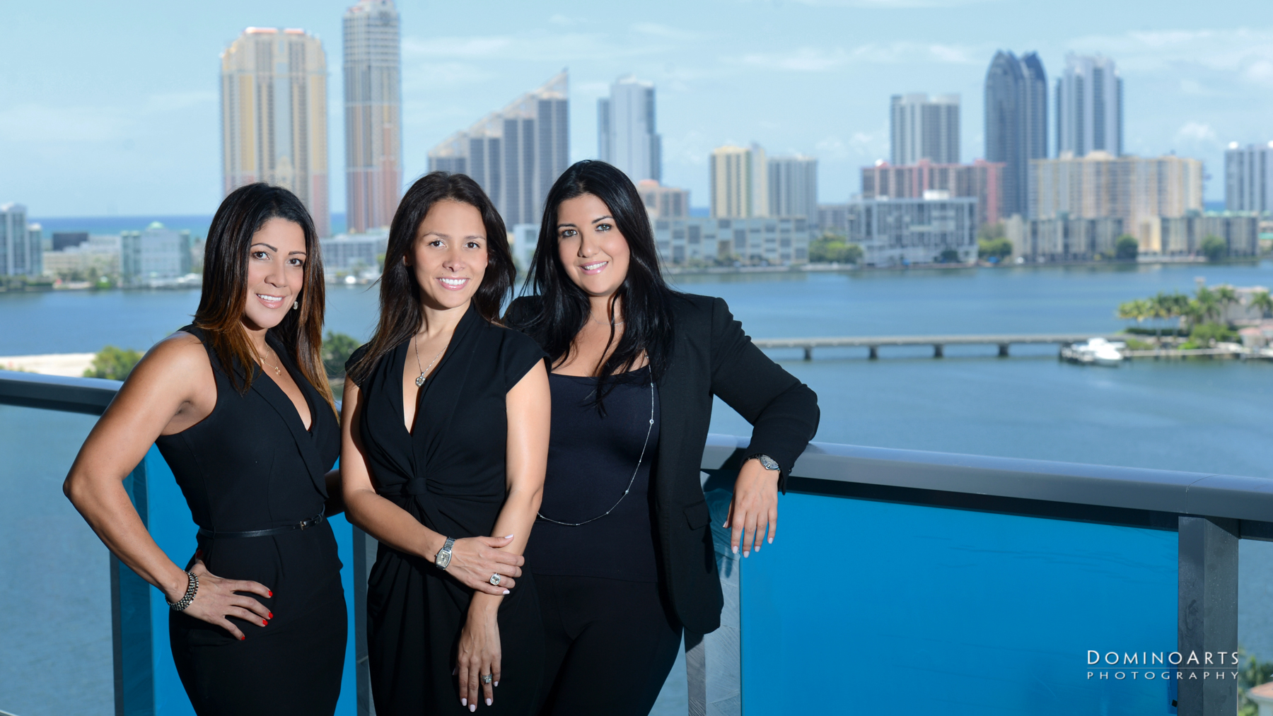 Real Estate Professional PR and headshots Photography South Florida by Domino Arts Photography