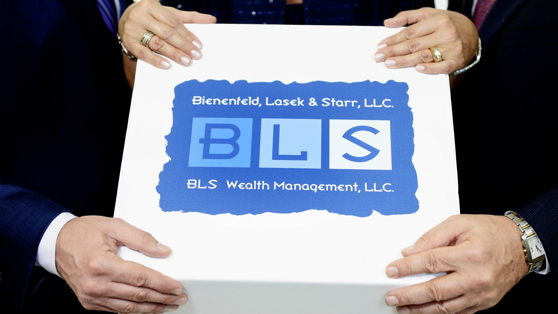 Business Team Corporate Photography / BLS Wealth Management, LLC