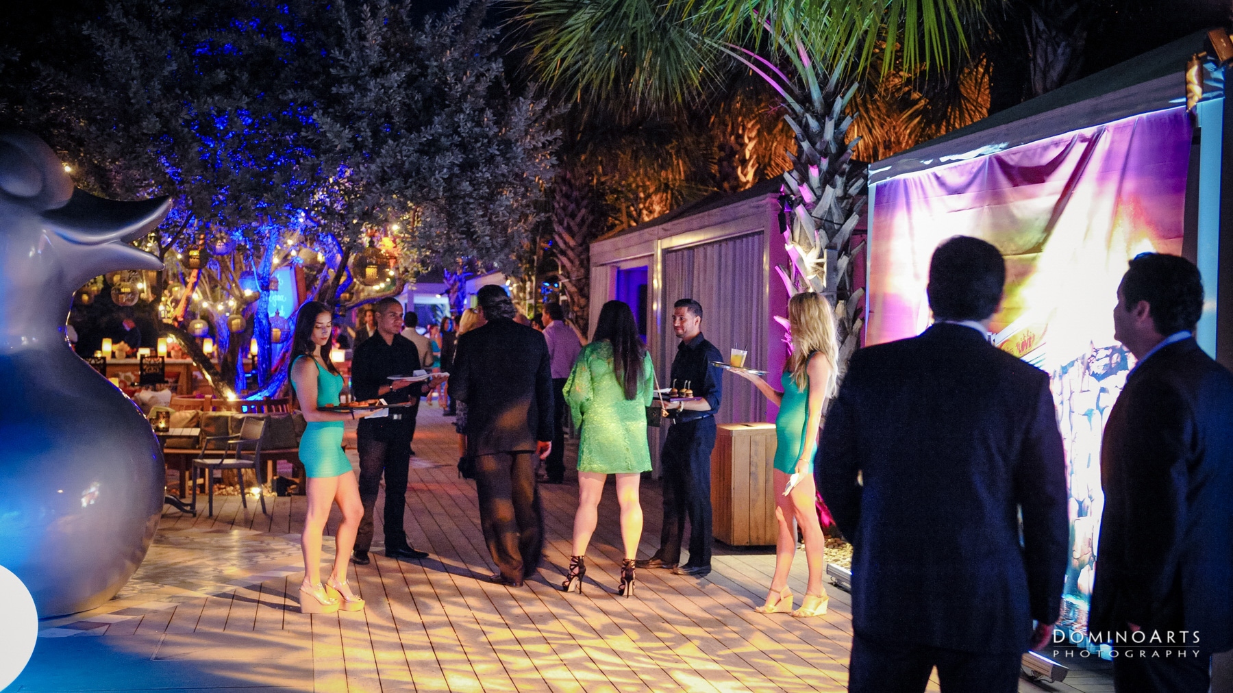 Corporate Event Photography of MGM Resorts International at SLS South Beach, Miami