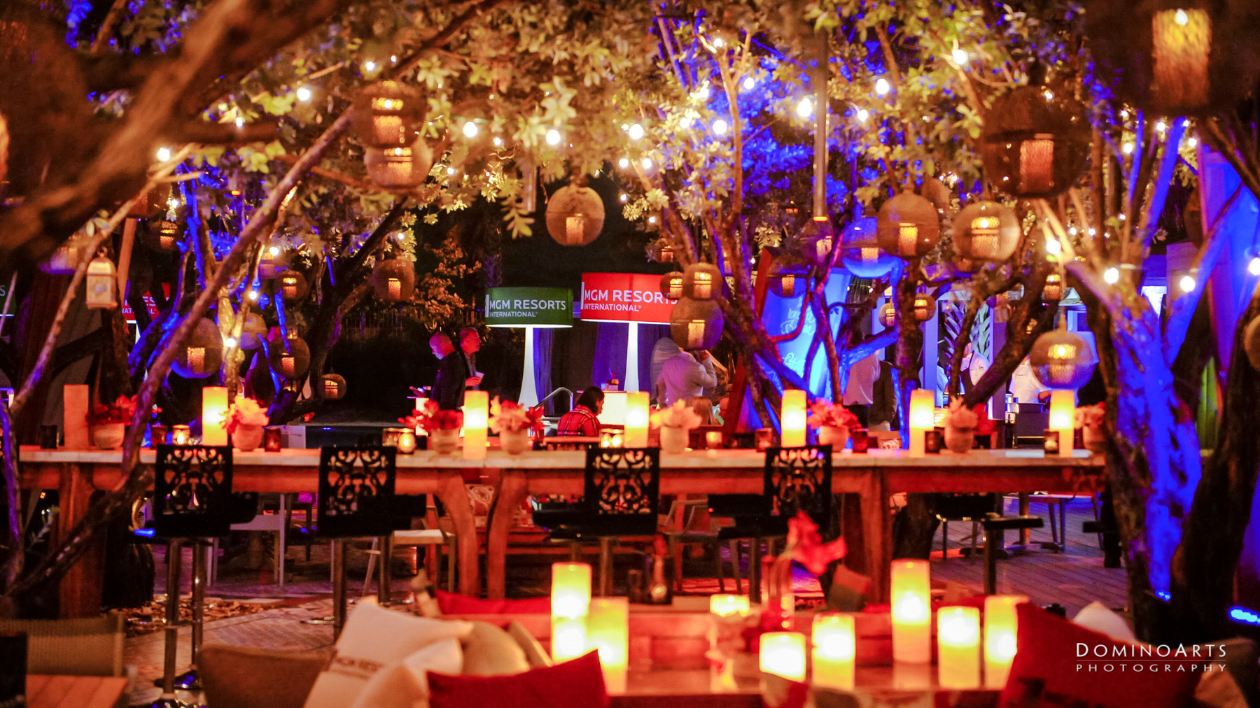 Corporate Event of MGM Resorts International at SLS South Beach, Miami by Domino Arts Photography