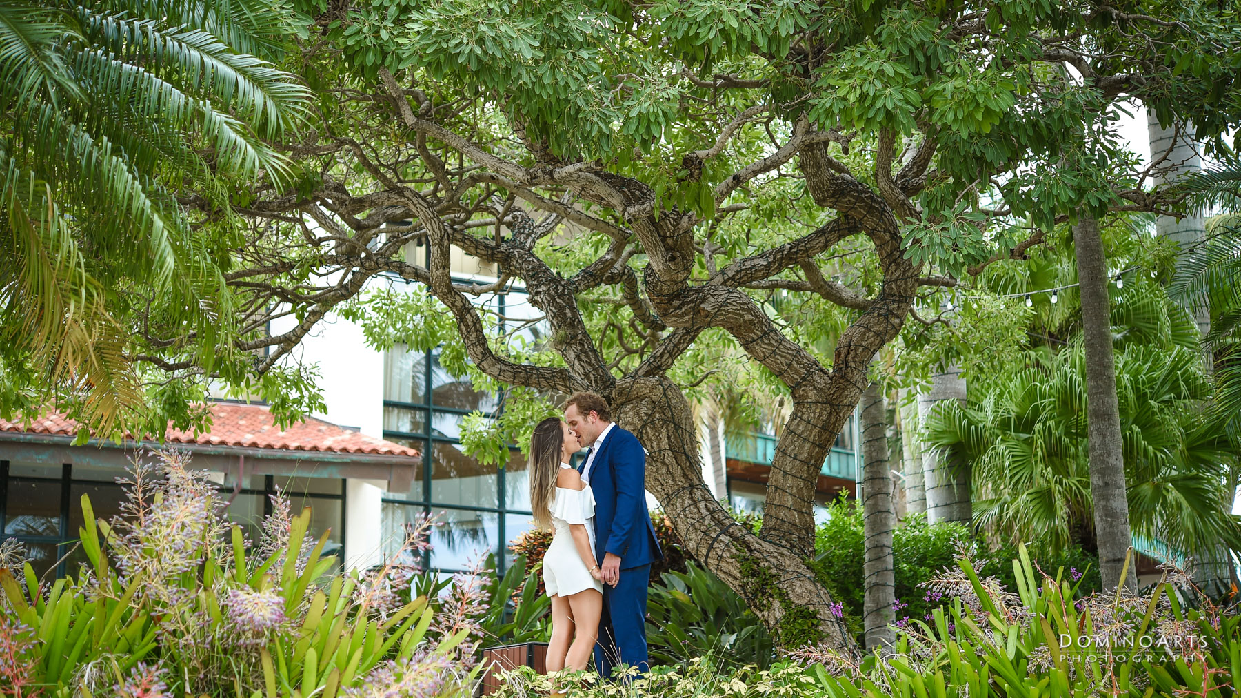 Classic Luxury Engagement Session at Riverfront, Fort Lauderdale