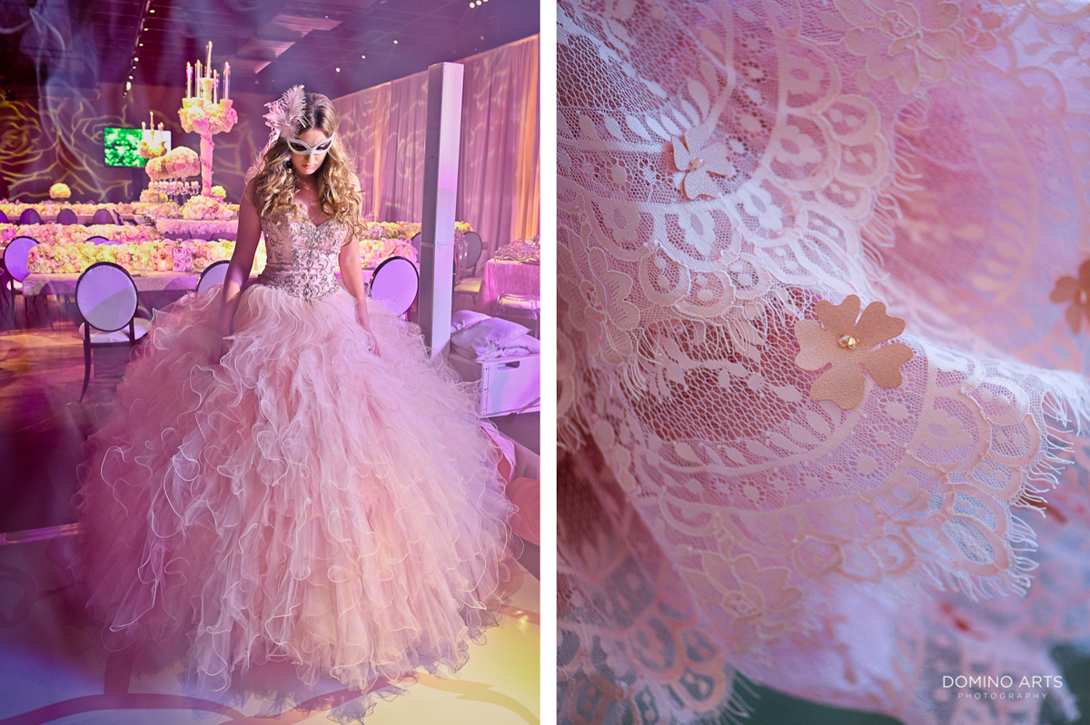 Quince style luxury bat mitzvah photography at gallery of amazing things