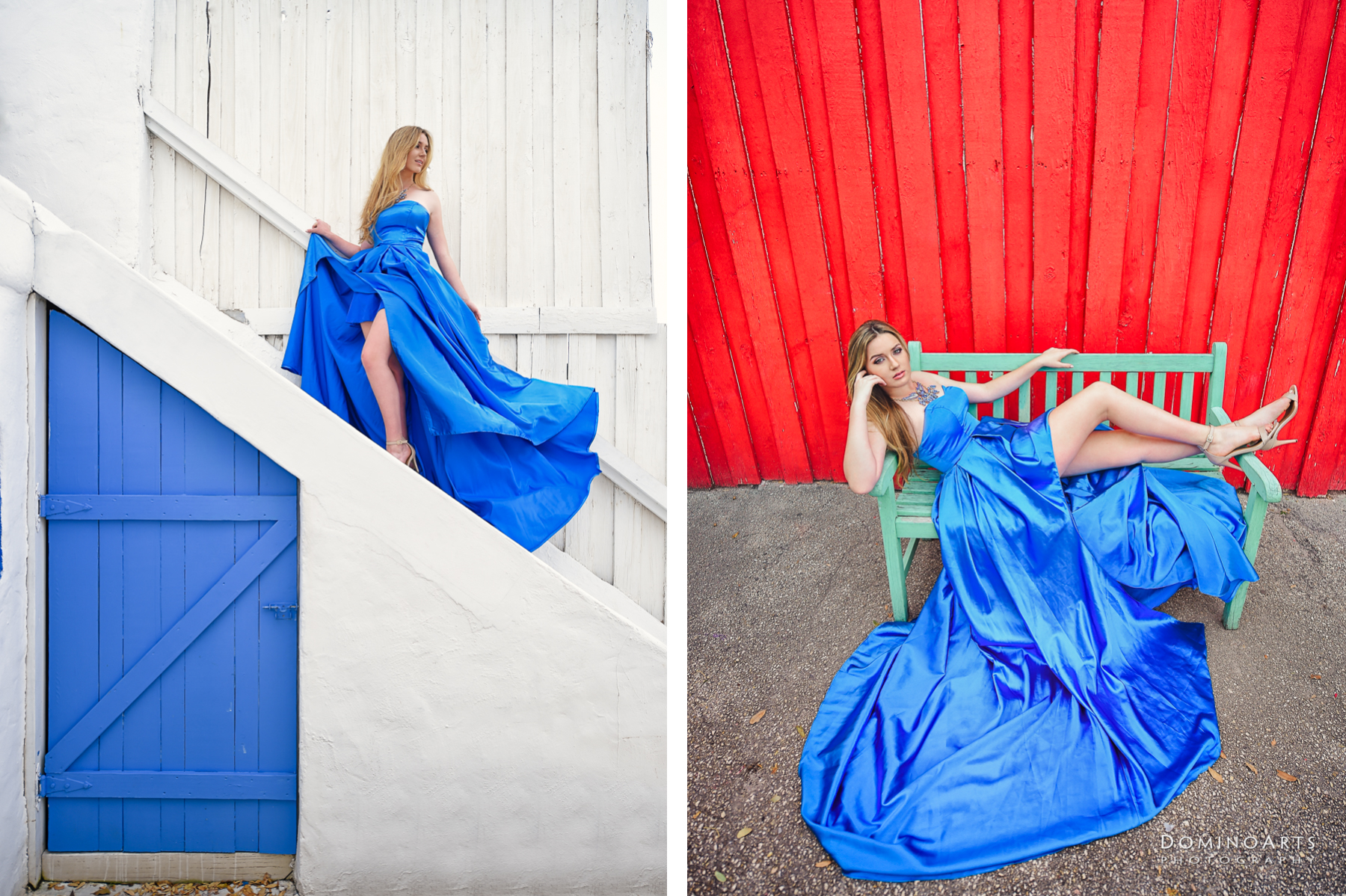 Trendy modeling Photography at Little River Studios