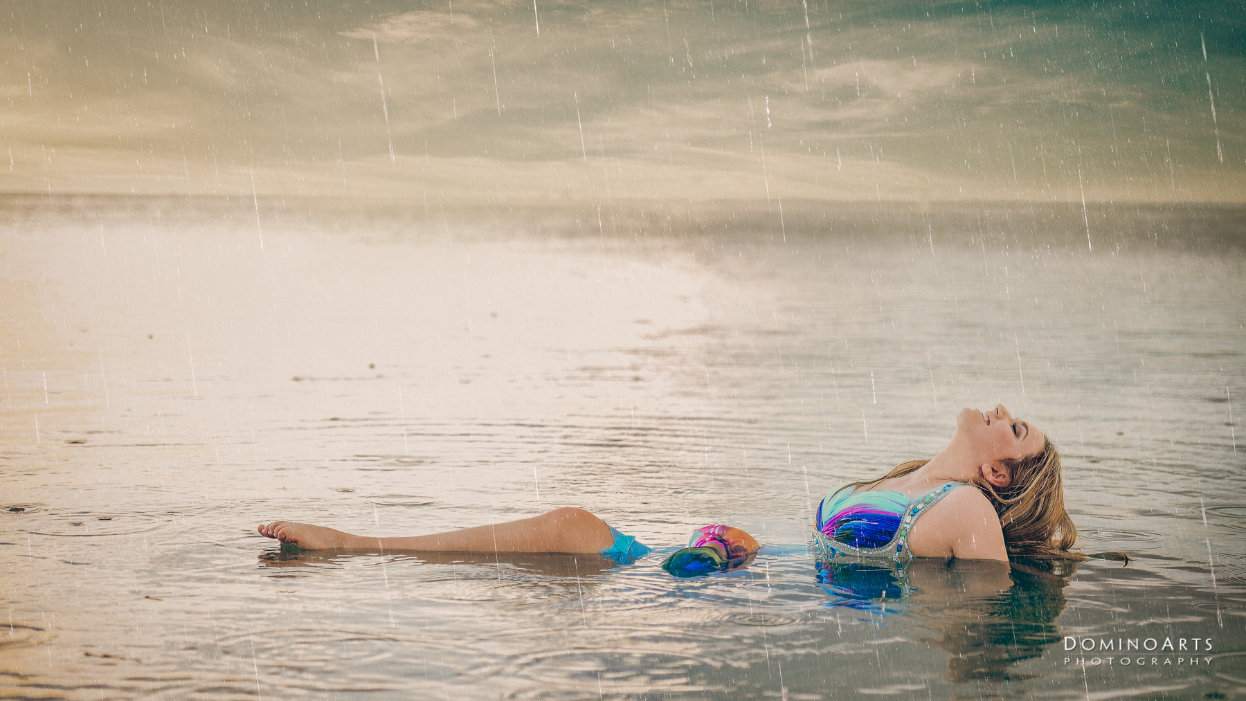 Rain model luxury photography south beach miami