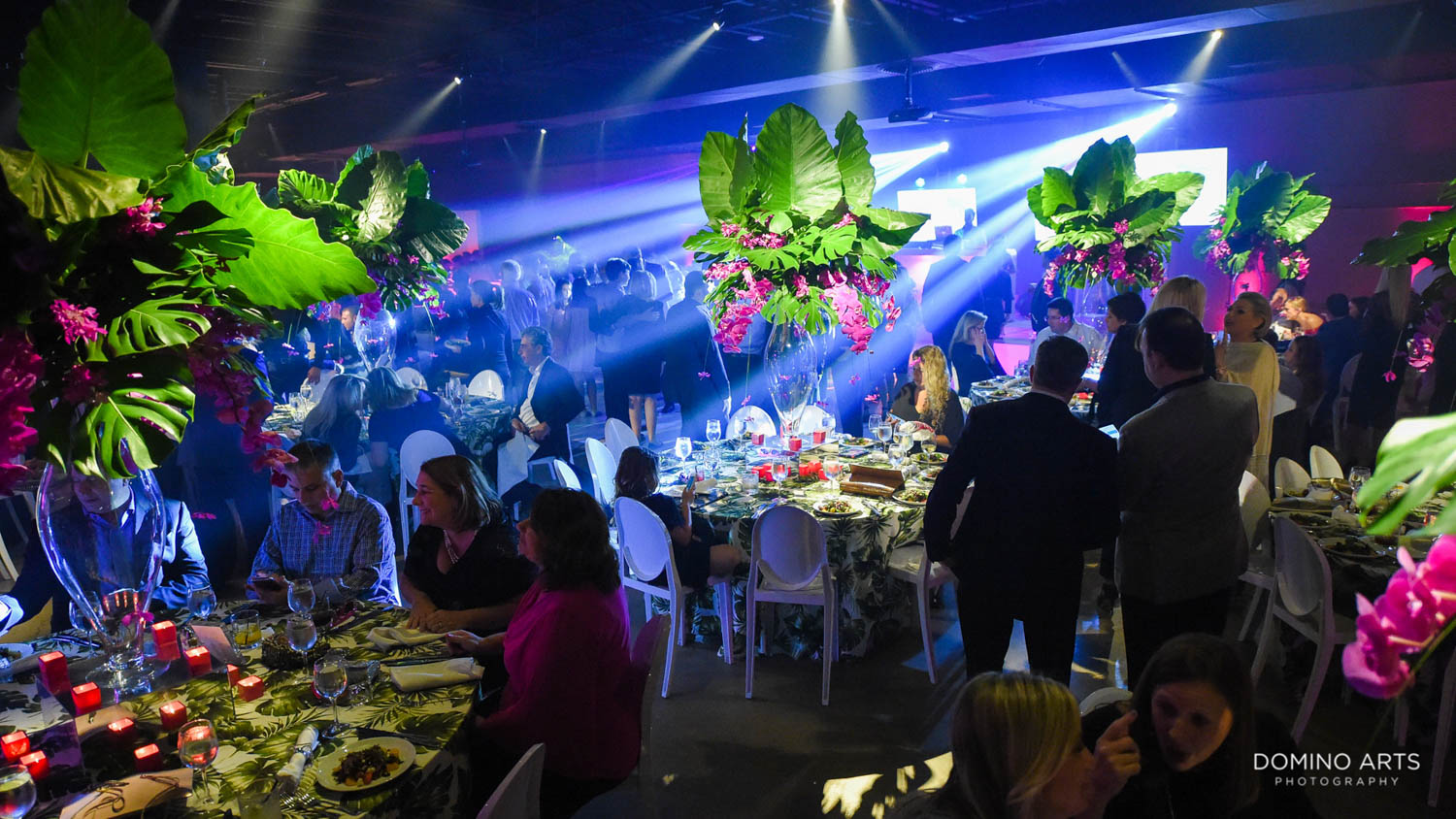 Tropical Theme Bat Mitzvah at Gallery of Amazing Things