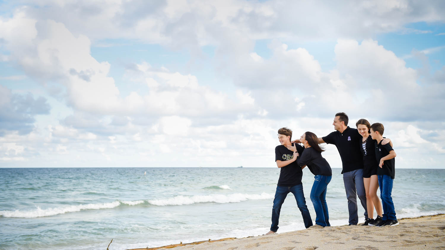 Best natural fort lauderdale beach family photography FUN
