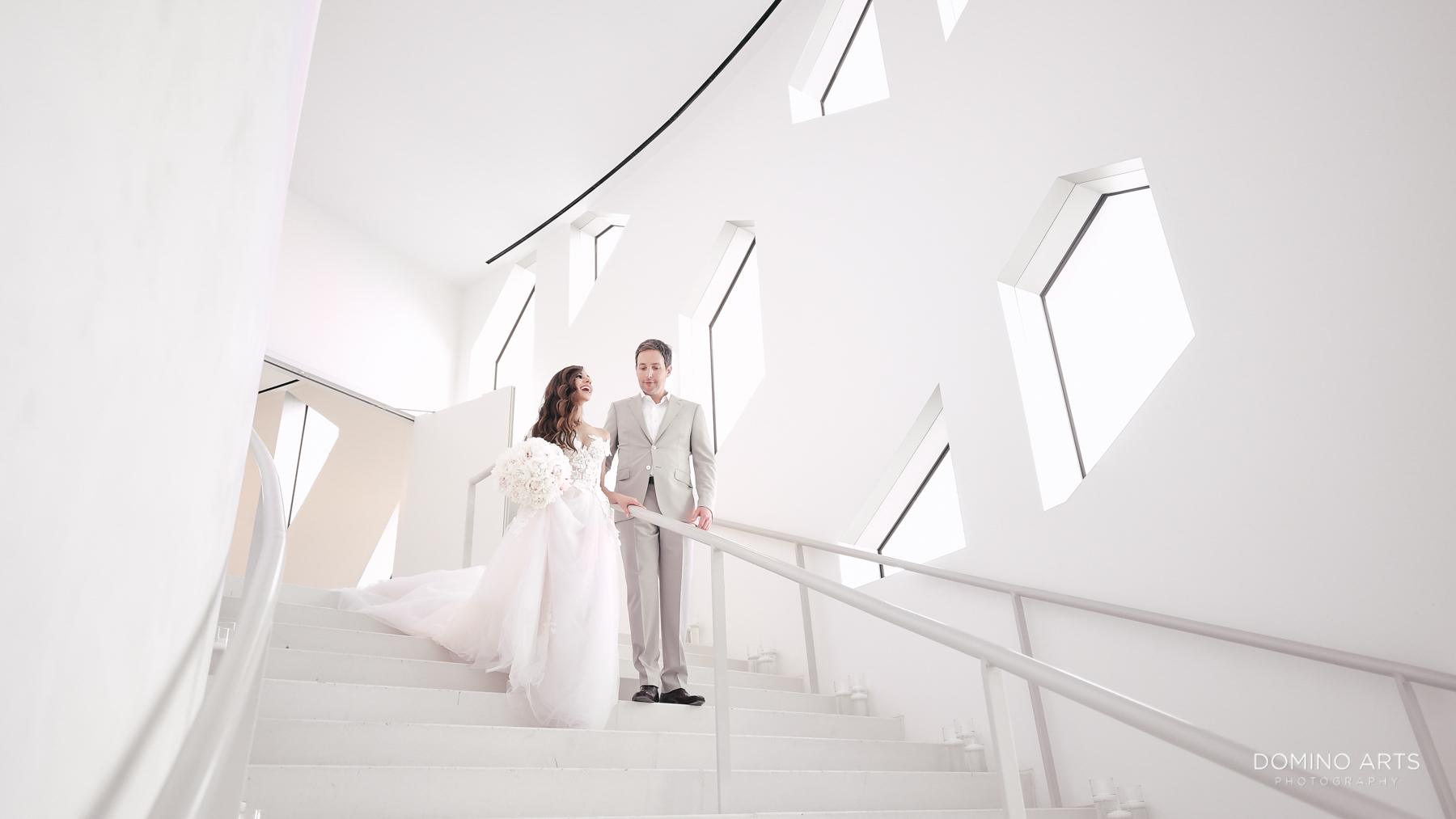 Romantic wedding photos at Faena Hotel