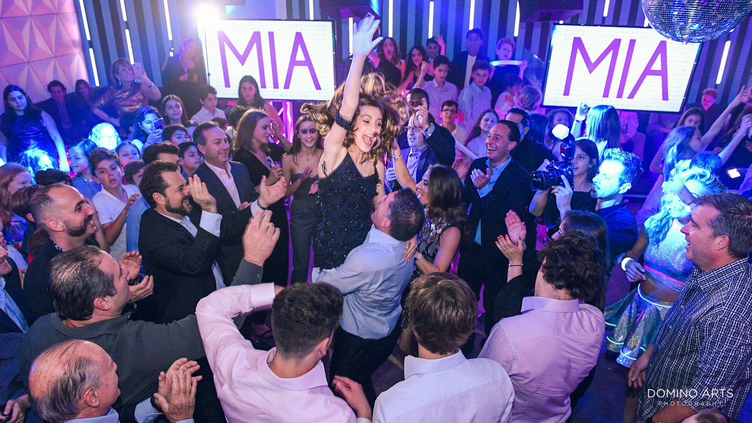 Lit Mitzvah Party and best entertainment Miami Beach EDITION Florida