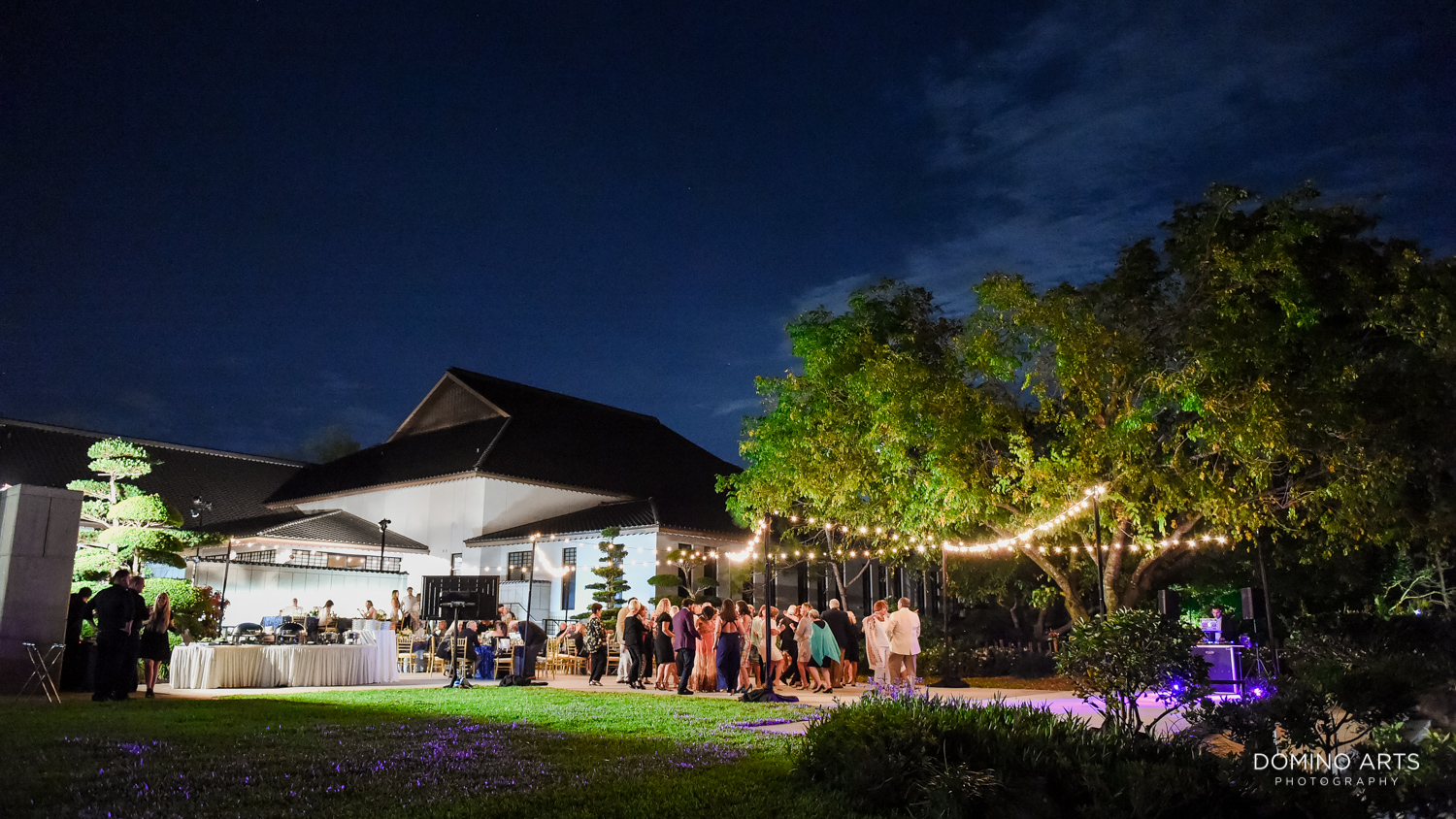 Party and Event Photography at Morikami Museum and Japanese Gardens