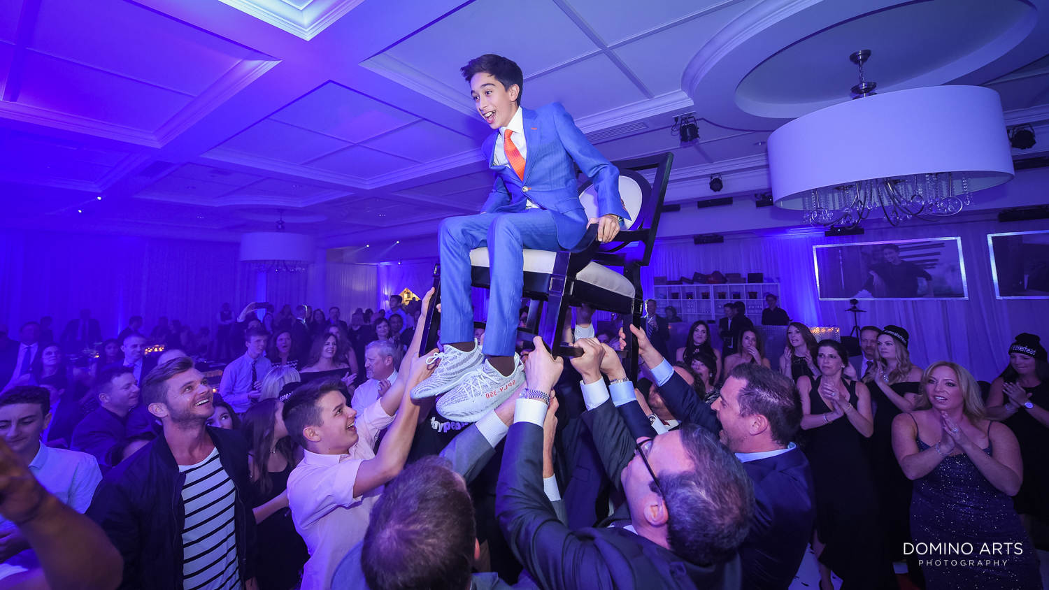 Best Mitzvah Fun Horah Party Pictures