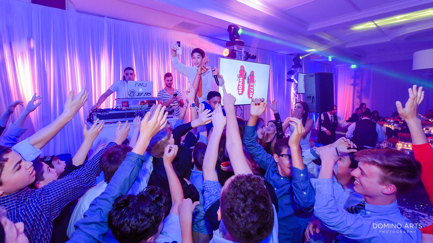 Fun Mitzvah Party Pictures