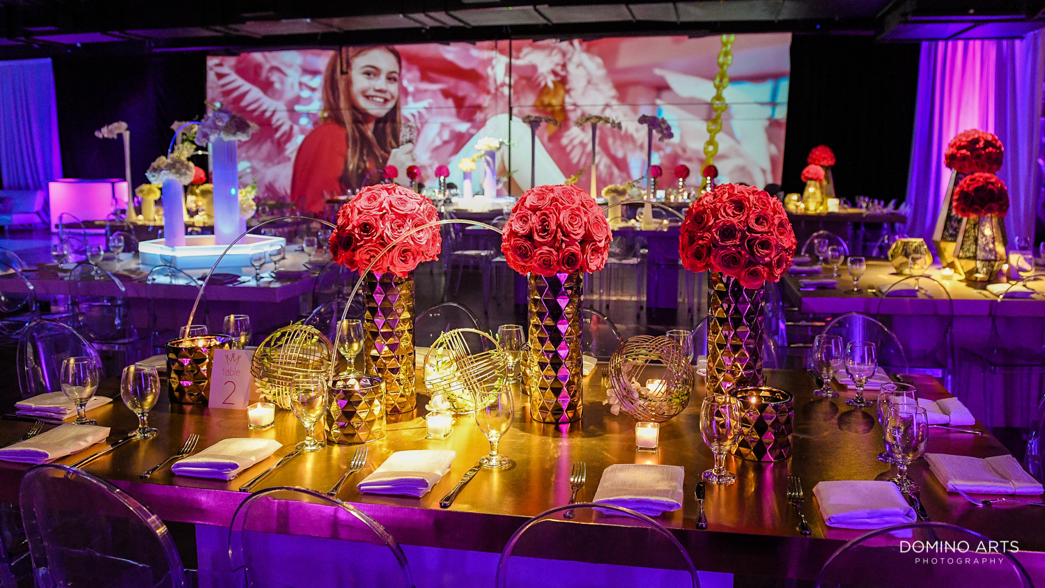 Modern Beautiful Mitzvah decor pictures at Gallery of Amazing Things