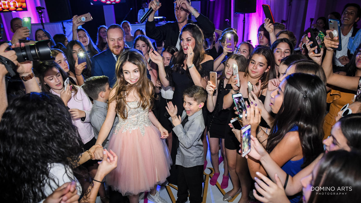 Best entertainment Fun Mitzvah party pictures at Gallery of Amazing Things