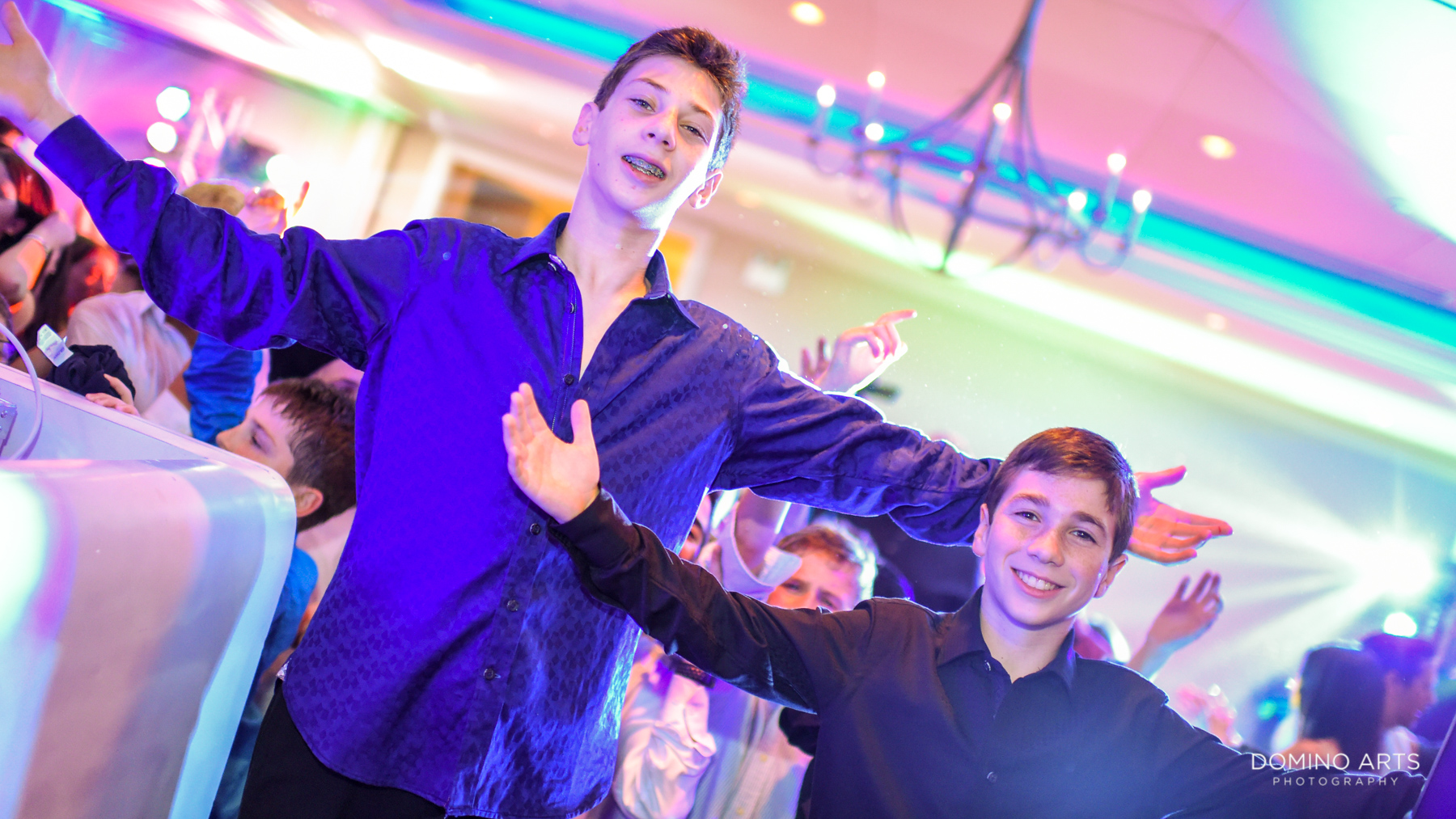 fun pictures at bnai mitzvah