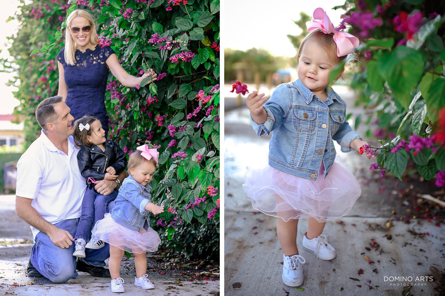 Fun family photography in Little Havana Miami Destination
