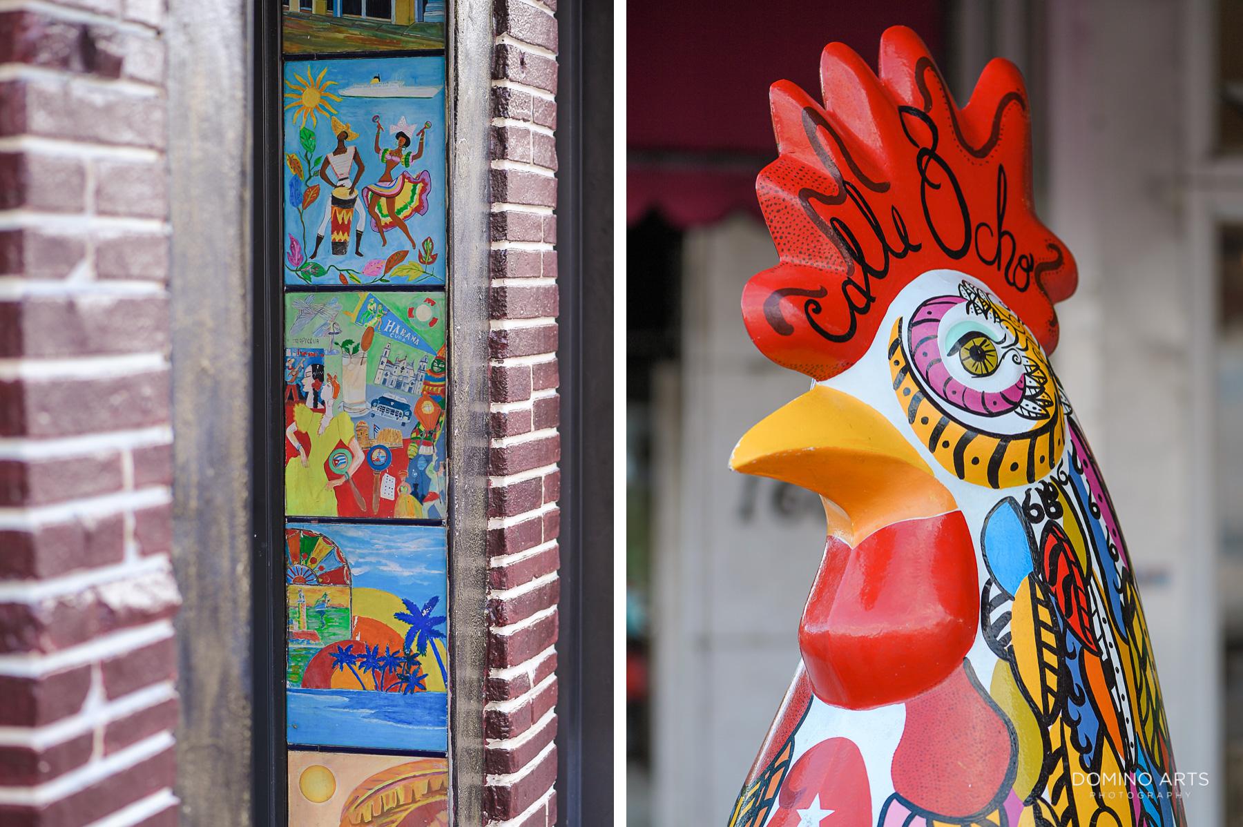 Calle Ocho Little Havana Miami artsy details photography