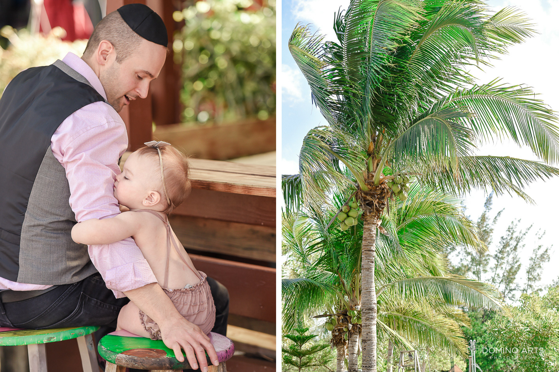 Natural Vintage look family photography in Fort Lauderdale by Domino Arts