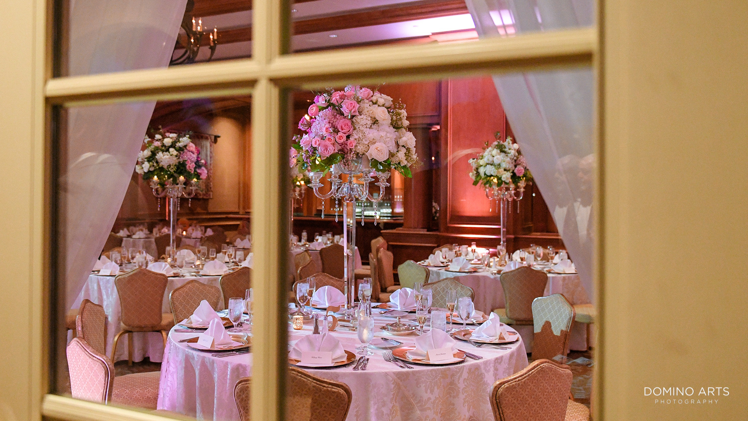 Room picture of wedding décor at The Ritz Carlton Sarasota