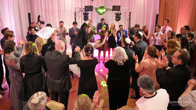 Wedding party pictures at The Ritz Carlton Sarasota