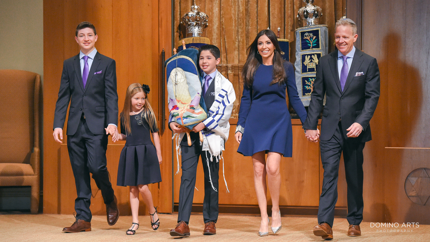 Unique and trendy Bar Mitzvah service at Woodfield Country Club Boca Raton