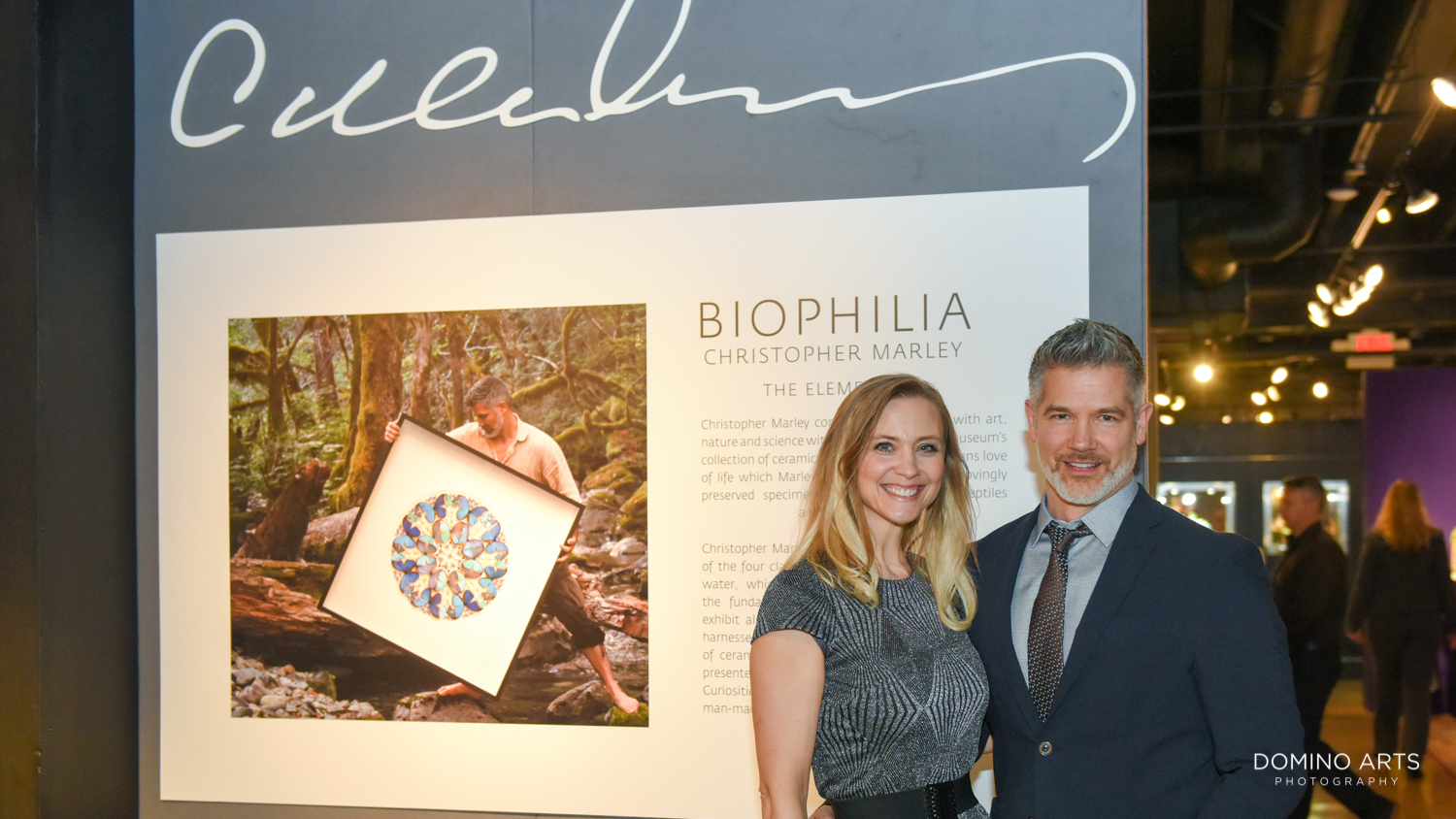 Biophilia by Christopher Marley a dialogue with Art, Nature and Science presented by Gallery of Amazing Things
