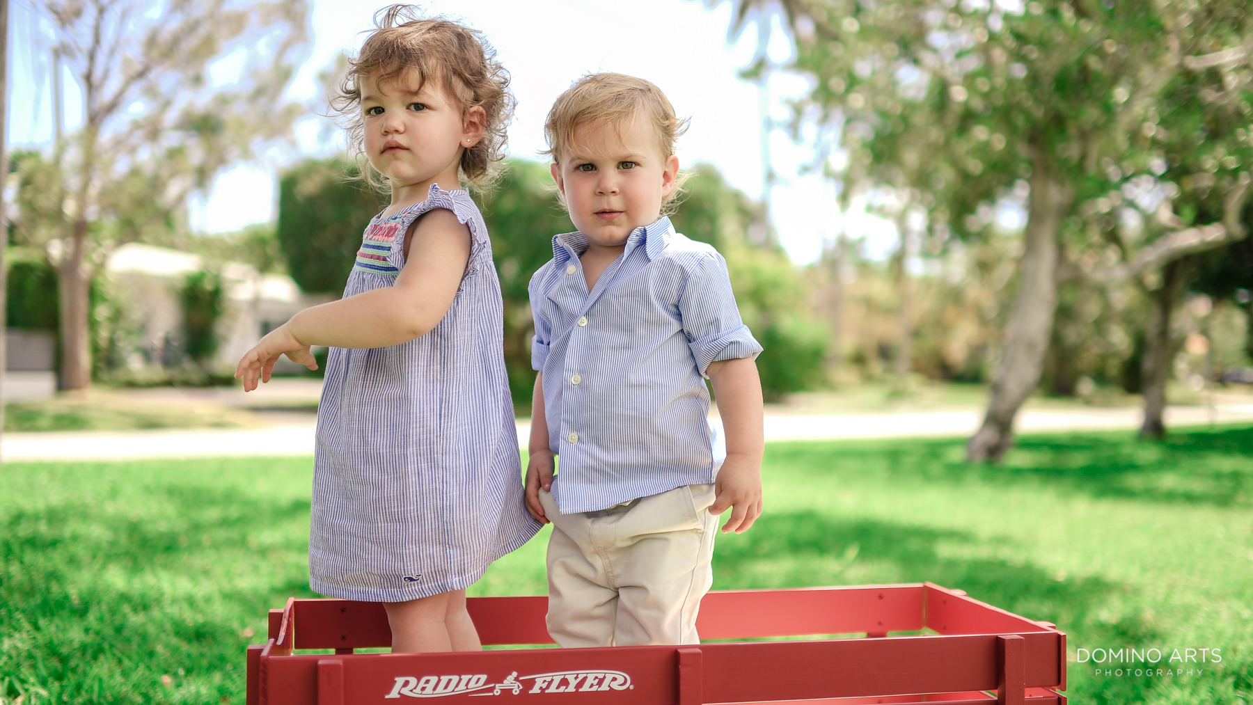 Cute Outdoor Kids Professional Photography in Miami