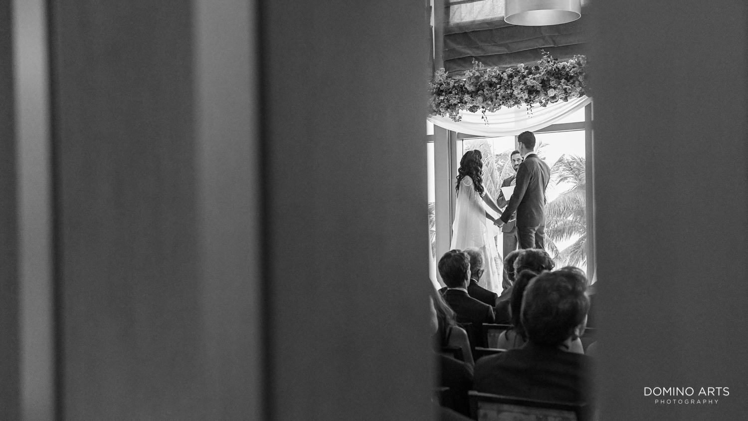 Wedding ceremony décor pictures at The St. Regis Bal Harbour