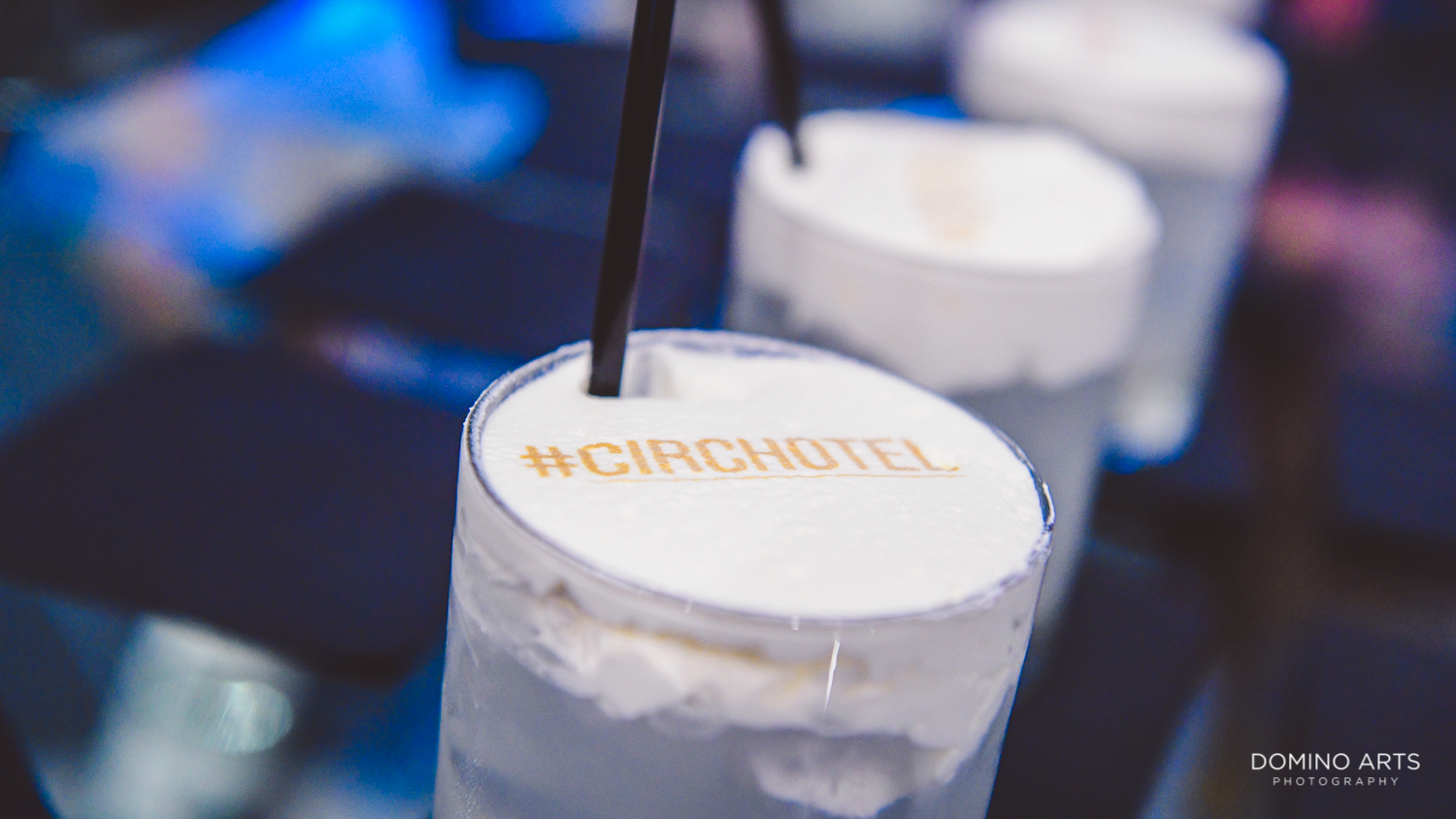 Personalized Coffee at Circ Hotel Grand Opening Corporate Event in Hollywood, Florida