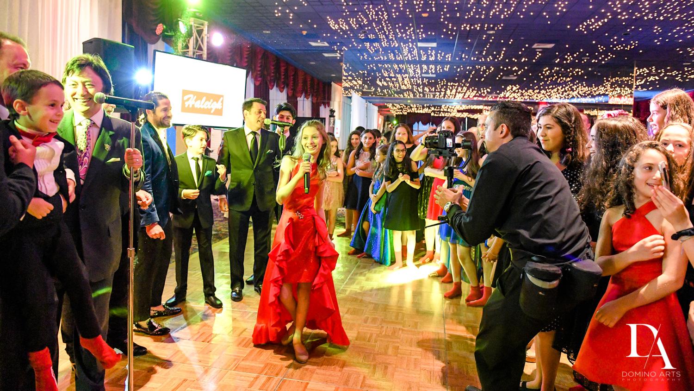Fun party photos at Broadway Theme Bat Mitzvah Photography at Miami Beach Resort