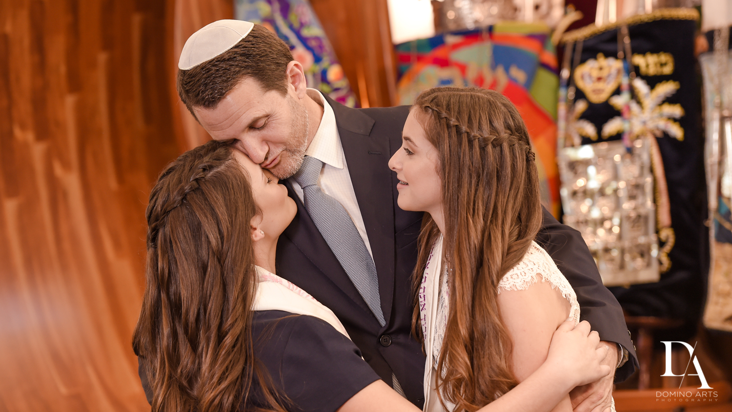 Classic Bnot Mitzvah Photography at Royal Plam Yacht Club by Domino Arts