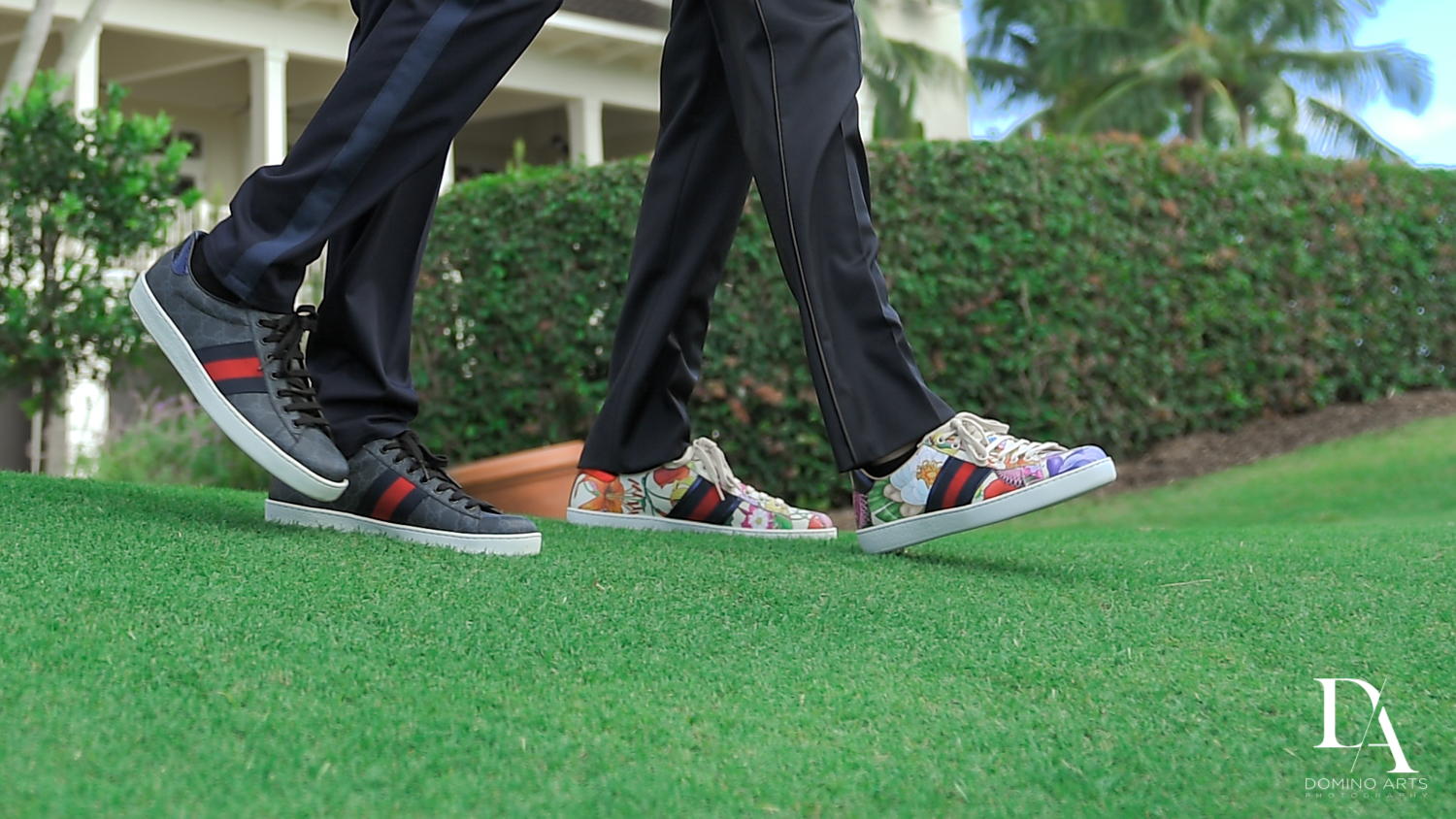 Shoes details at Luxury B'Nai Mitzvah at Woodfield Country Club by Domino Arts Photography