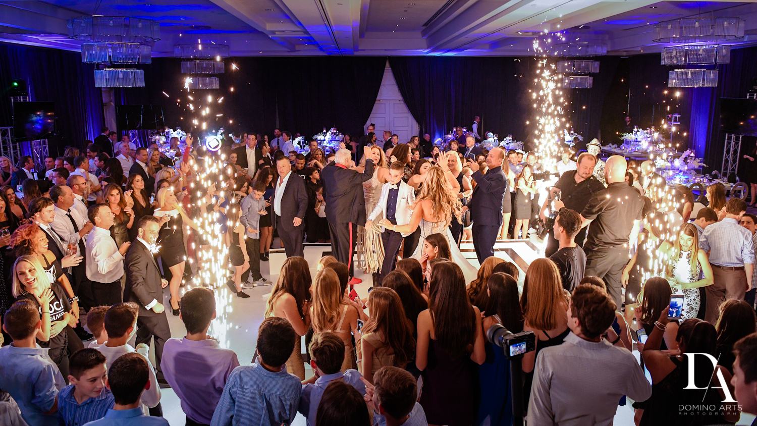 Luxury B'Nai Mitzvah at Woodfield Country Club by Domino Arts Photography