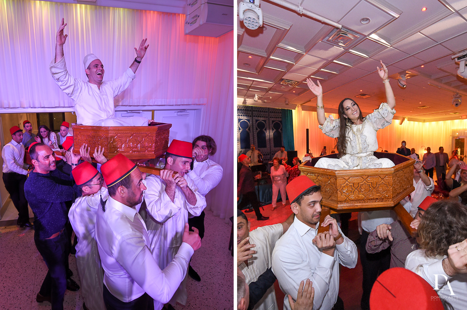 Fun traditions at Traditional Henna Party Photography at Lavan South Florida by Domino Arts