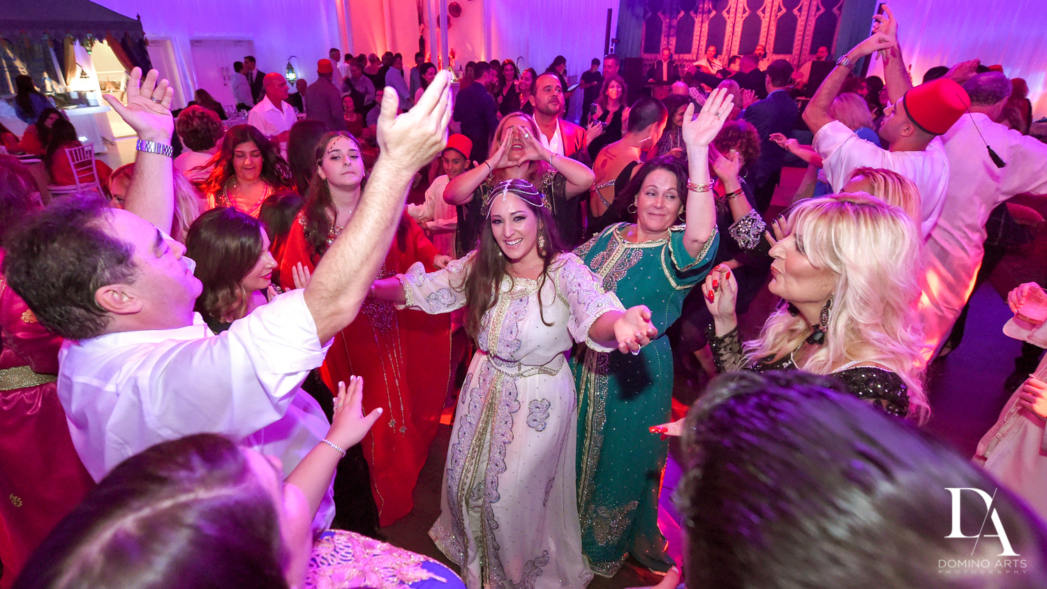 party pictures at Traditional Henna Party Photography at Lavan South Florida by Domino Arts