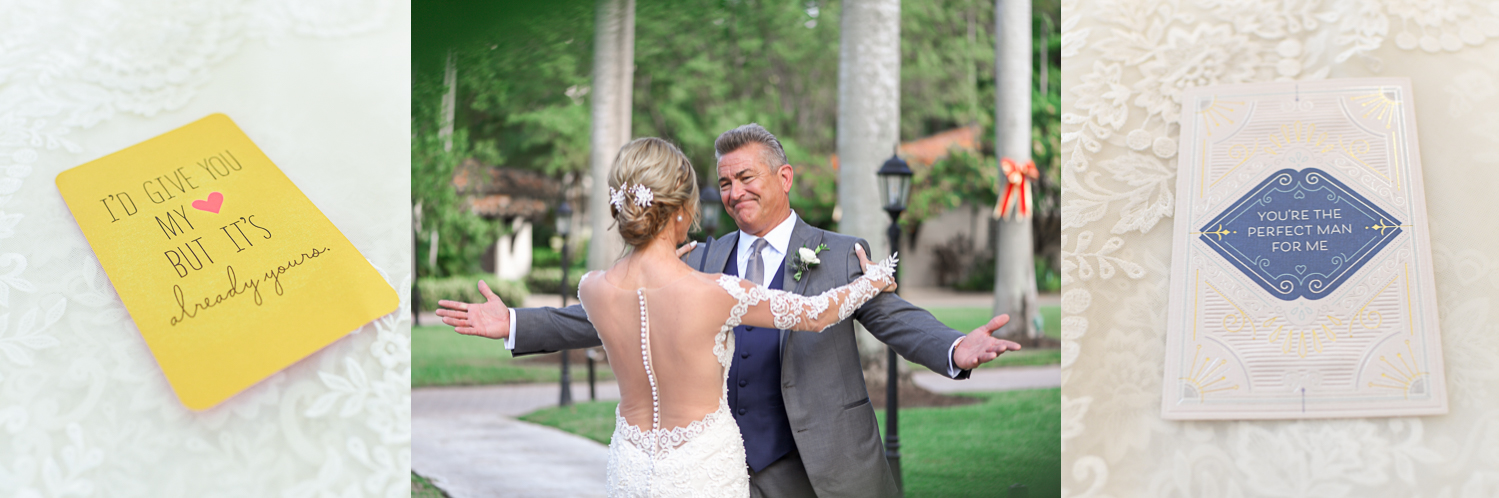 details at Classic & Elegant Wedding Photography at Fisher Island Miami by Domino Arts Photography