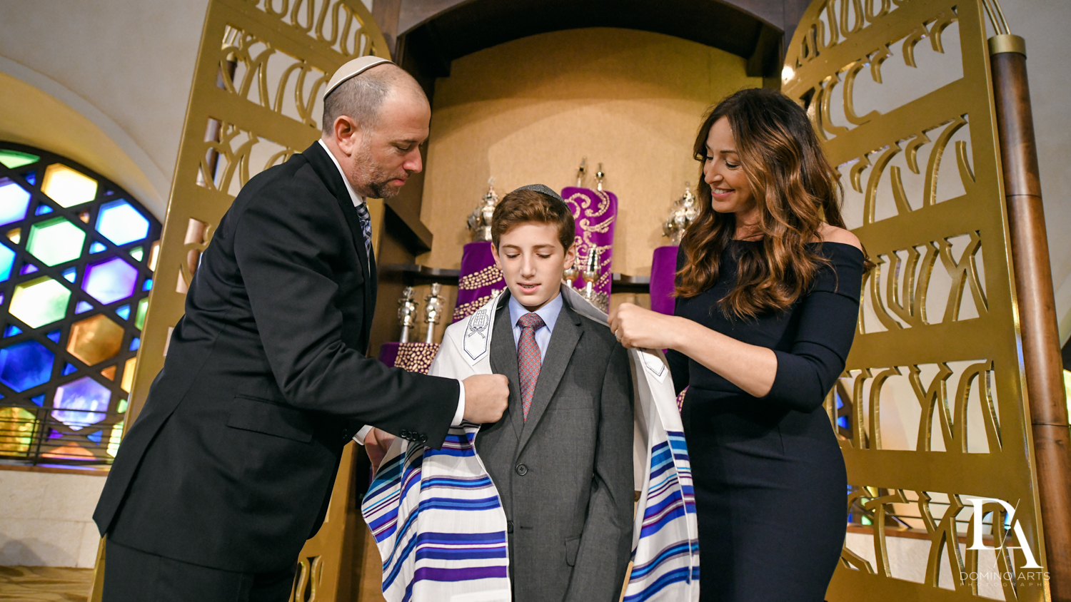 Temple Beth Sholom Bar Mitzvah Miami by Domino Arts Photography